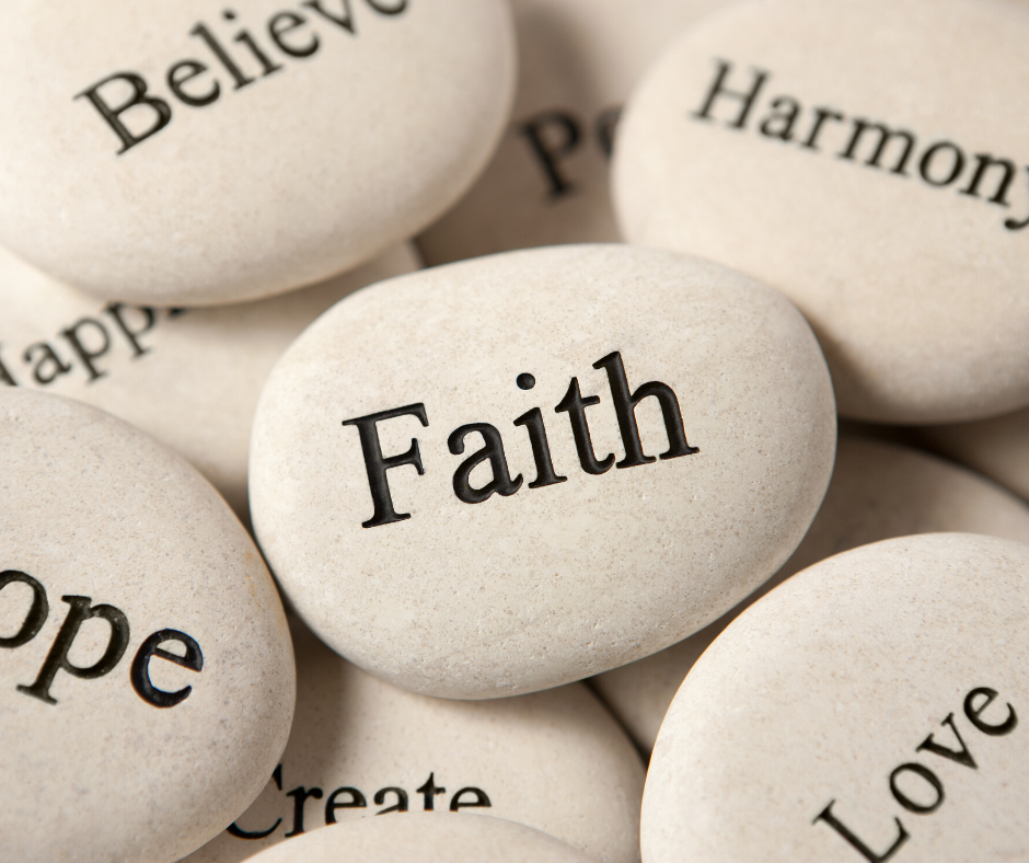 Faith, Hope, Love, Believe